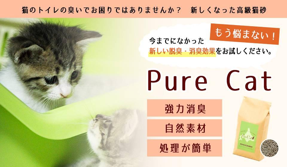 Pure Catをお試しください