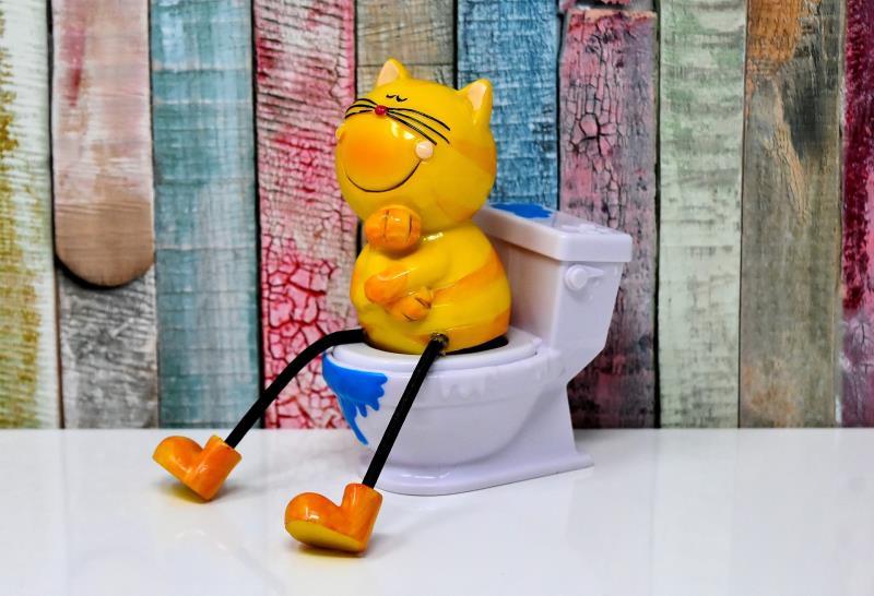 猫のトイレ
