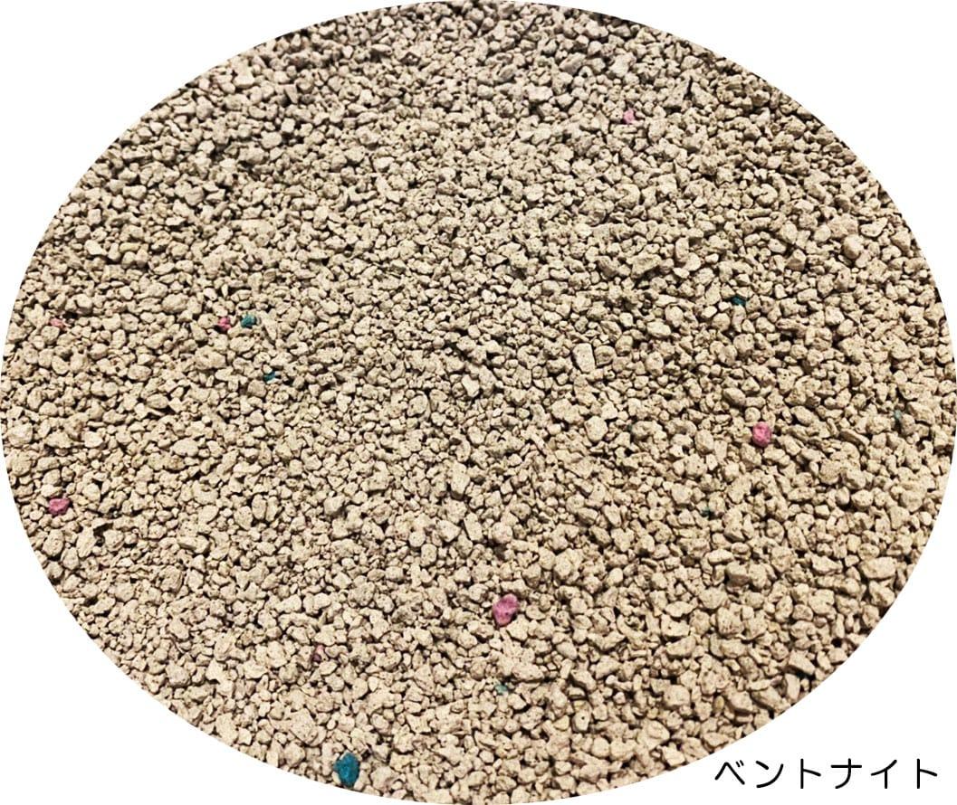猫砂ベントナイト